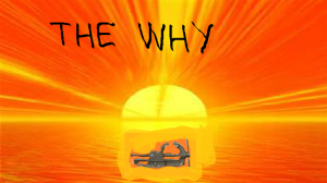 The Why poster